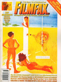 Cover of Filmfax, Spring 2013, No. 133