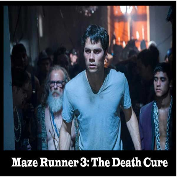 Download Film Maze Runner 3: The Death Cure (2018) BluRay Subtitle Indonesia