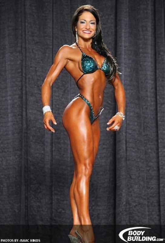 Camala Rodriguez - Fitness Women