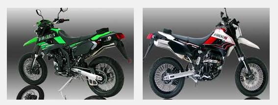 Spesifikasi kelebihan harga motor kawasaki d-tracker bekas murah terbaru