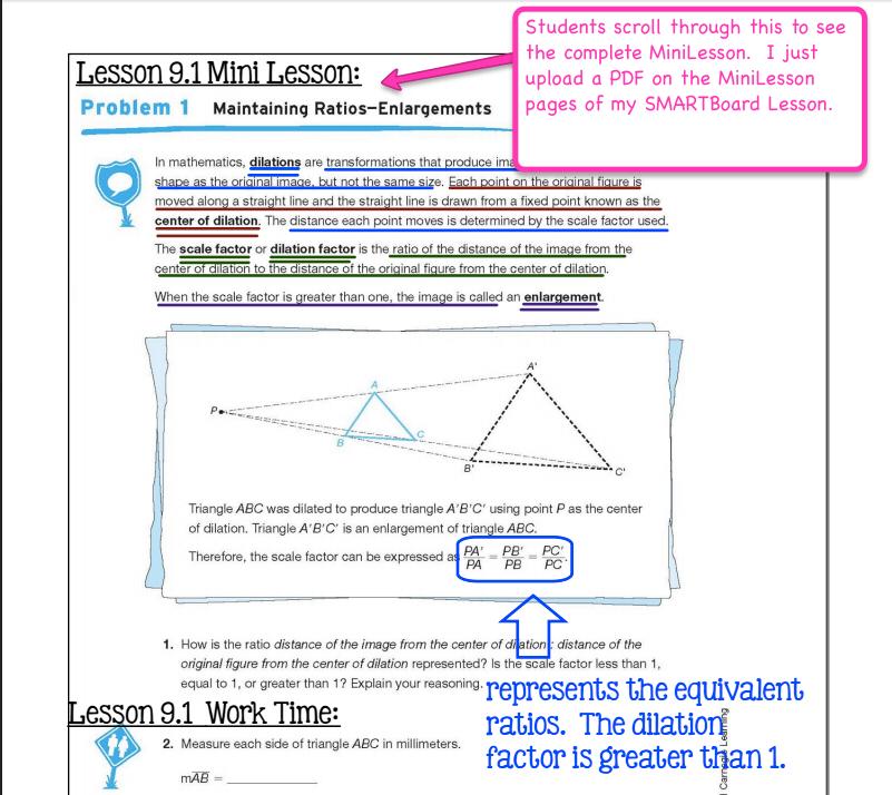 Middle School Math Rules!: Google Classroom- Part I