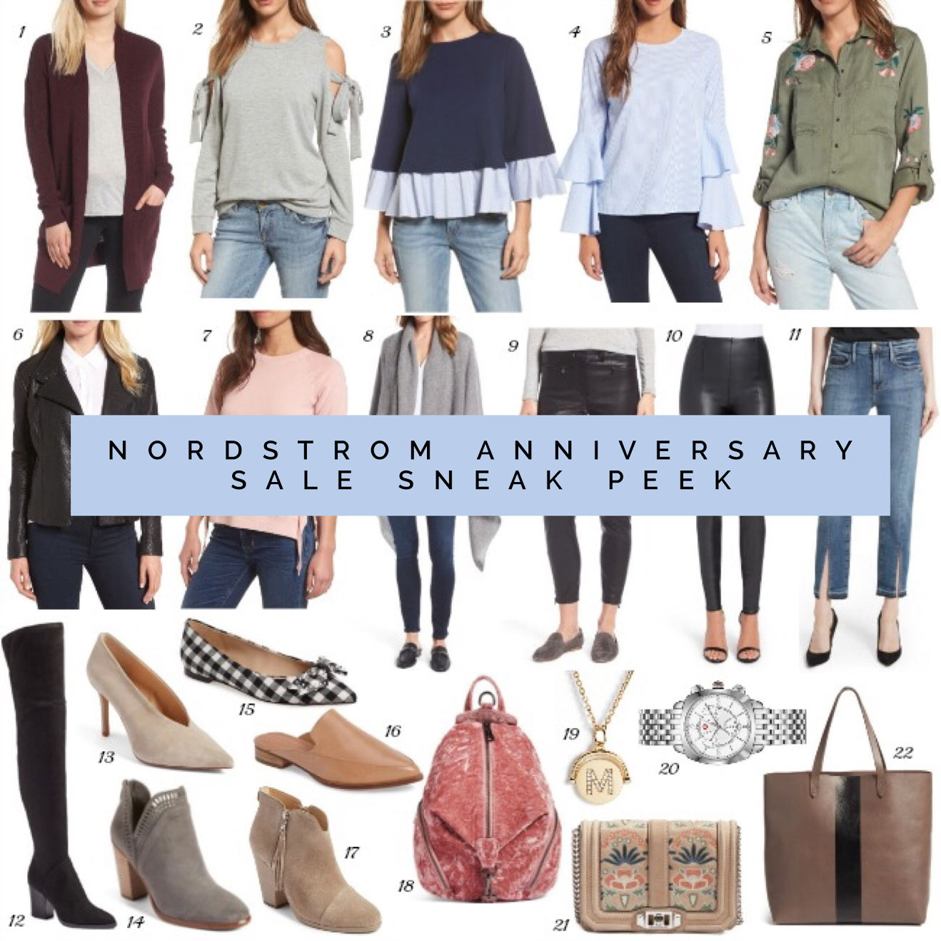 b5f29ee12 It s the most wonderful time of the year! I m sure that a lot of you have  already been hearing the buzz about the Nordstrom Anniversary Sale.