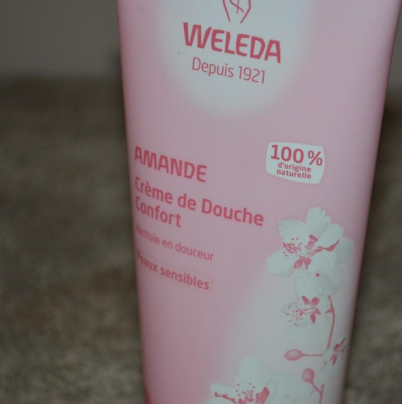 Crème de Douche Confort à l'Amande - Weleda