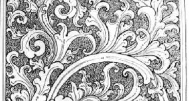 91+ Gambar Ragam Hias Geometris Dan Figuratif Paling Keren
