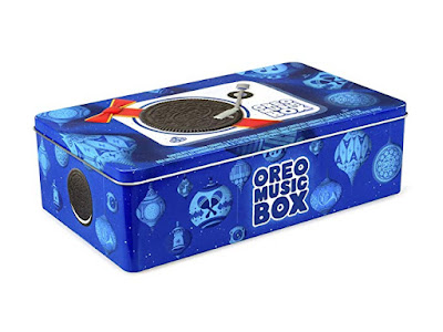 Oreo Music Box collector's advertising tin