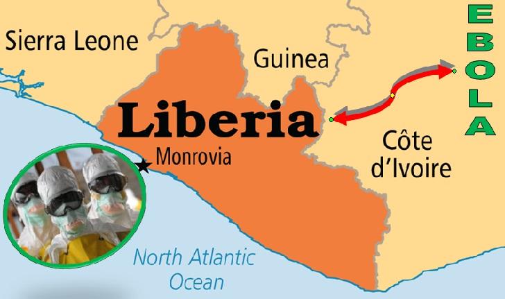Berita: Virus Ebola Di Liberia Lebih Mengerikan Dan Cepat Penyebaranya
