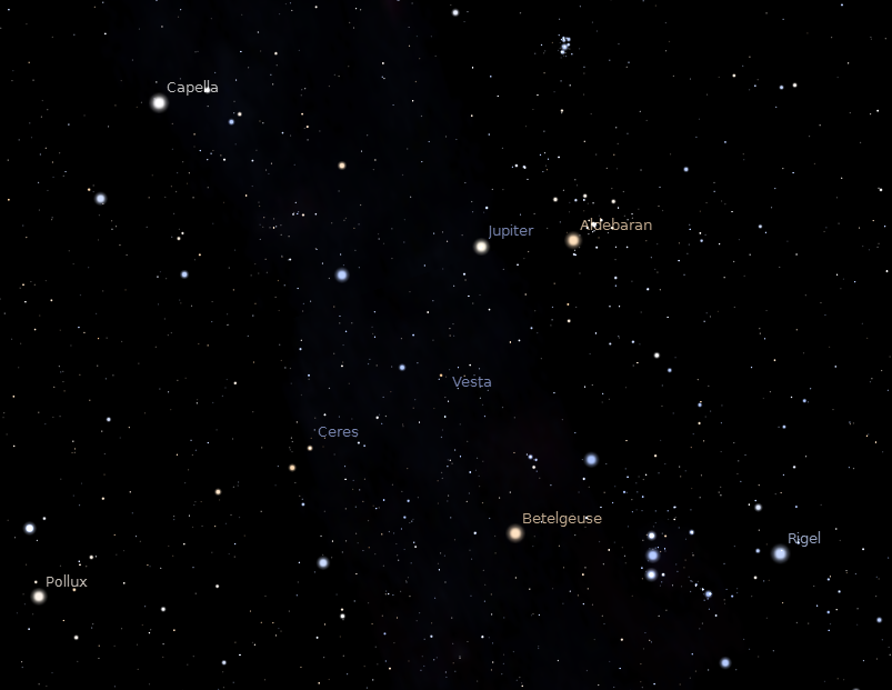 orion star cluster - photo #46