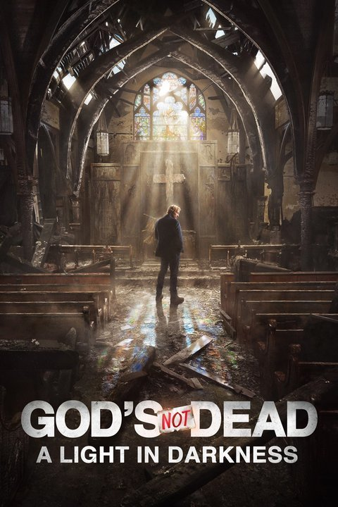 God's Not Dead: A Light in Darkness [2018] [DVDR] [NTSC] [Latino]