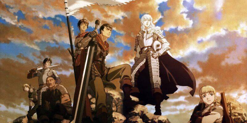 Anime yang Mirip dengan Vinland Saga