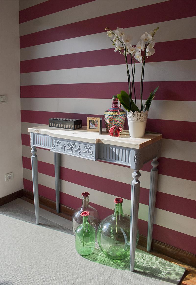 Restaurar un viejo mueble para la entrada decorar en - Mueble para la entrada ...