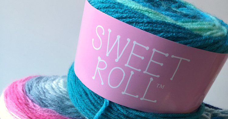 5 Little Monsters: Self Striping Yarn Cakes: A Comparison of