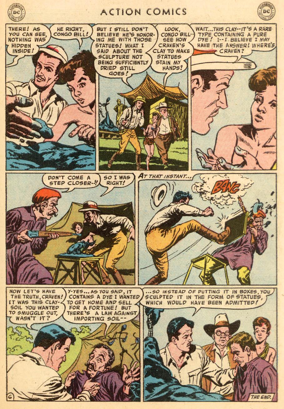 Action Comics (1938) 206 Page 32