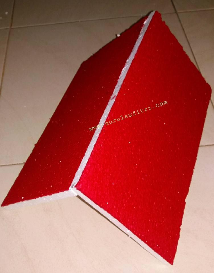 Miniatur Rumah Minimalis Dari Styrofoam : miniatur, rumah, minimalis, styrofoam, Membuat, Prakarya, Rumah-rumahan, Bahan, Styrofoam, Nurul, Sufitri's