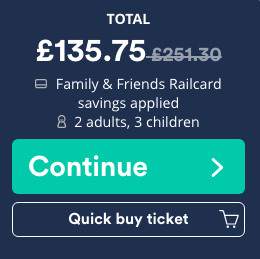 10 reasons I love my Family & Friends Railcard - airport savings