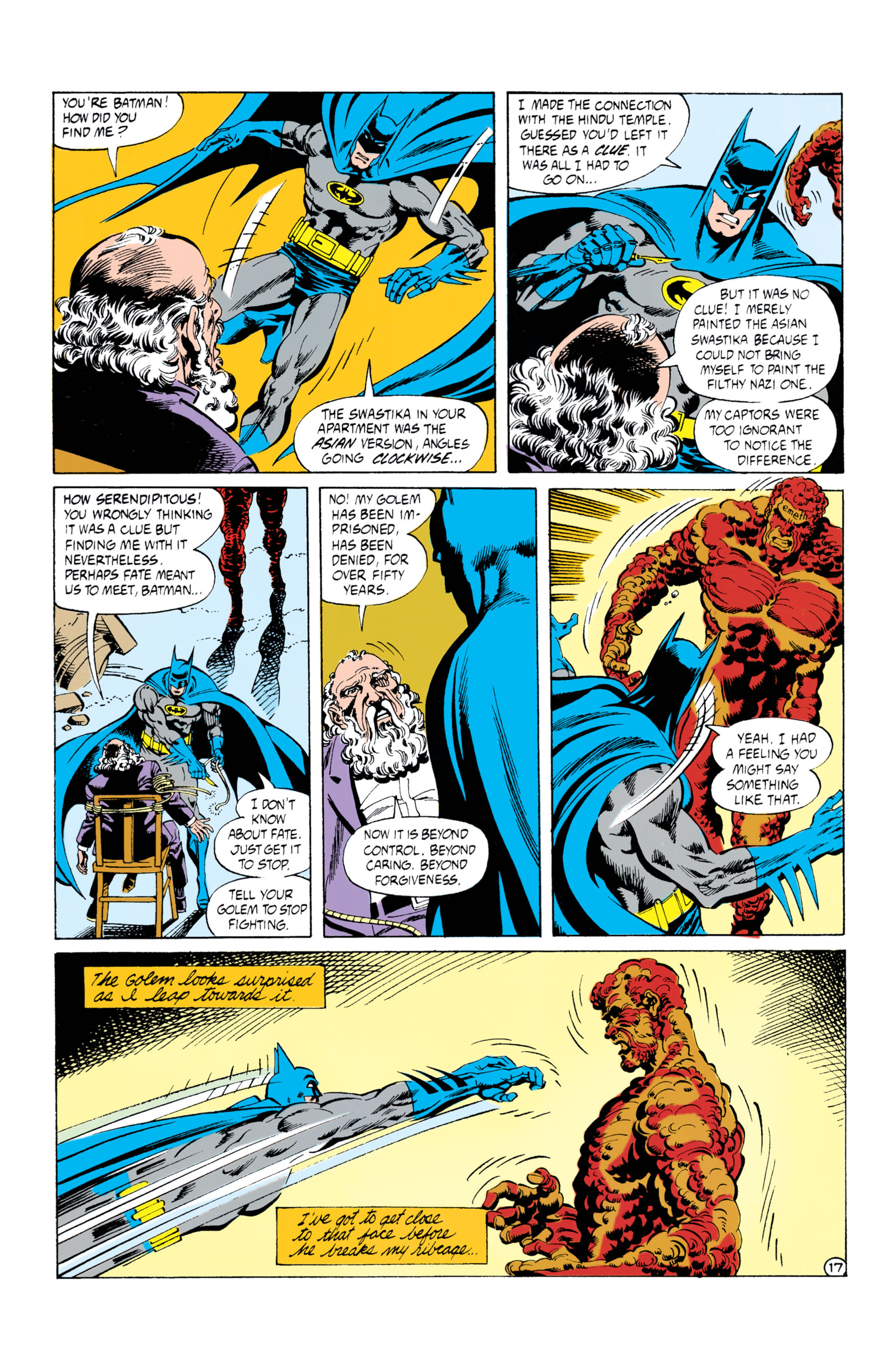 Detective Comics (1937) 632 Page 17