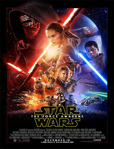 Ver Star Wars: El despertar de la fuerza (2015) Online