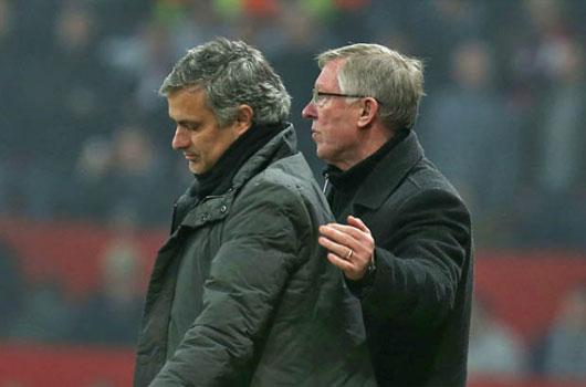 """MU – Mourinho sẽ tỏa sáng: Sir Alex Ferguson ủng hộ """"dựng xe buýt"""" 2"""