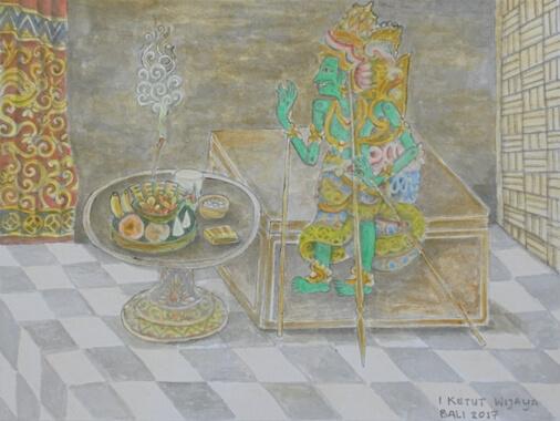 Tumpek Wayang Ceremony, Tumpek Wayang Bali, Tumpek Wayang Pandan Berduri, Wayang Sapuh Leger, Saniscara Kliwon Wayang