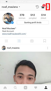 Pengaturan hemat data instagram