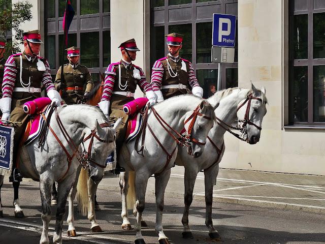 defilada wojsk Warszawa święto