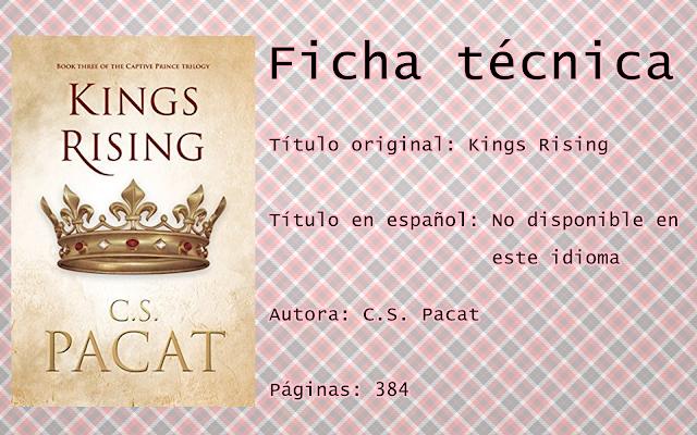 "Reseña ""Kings Rising"""