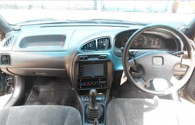 Interior Suzuki Baleno prefacelift 1997 1998