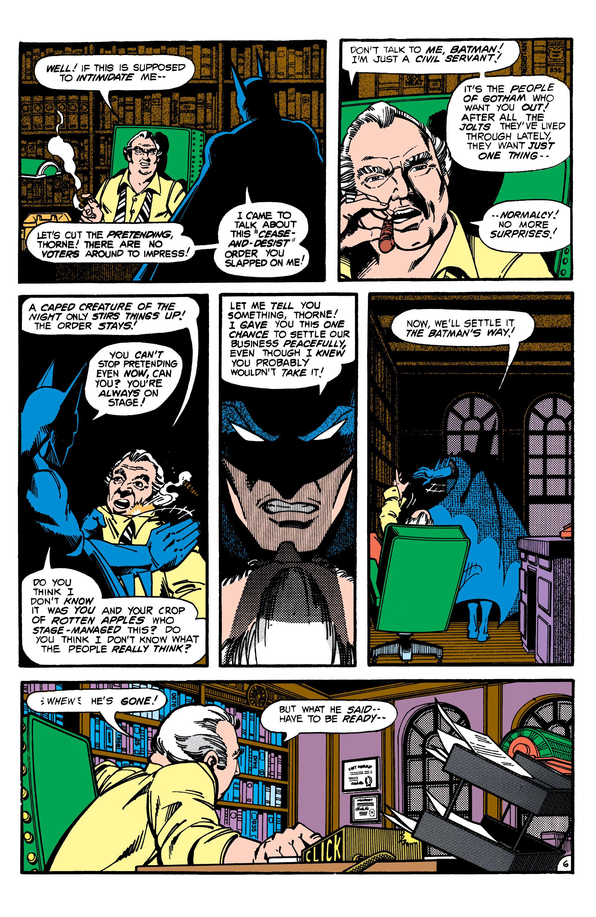 Detective Comics (1937) 474 Page 6