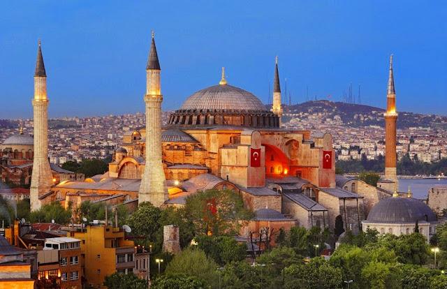 Mesquita Hagia Sofia em Istambul | Turquia