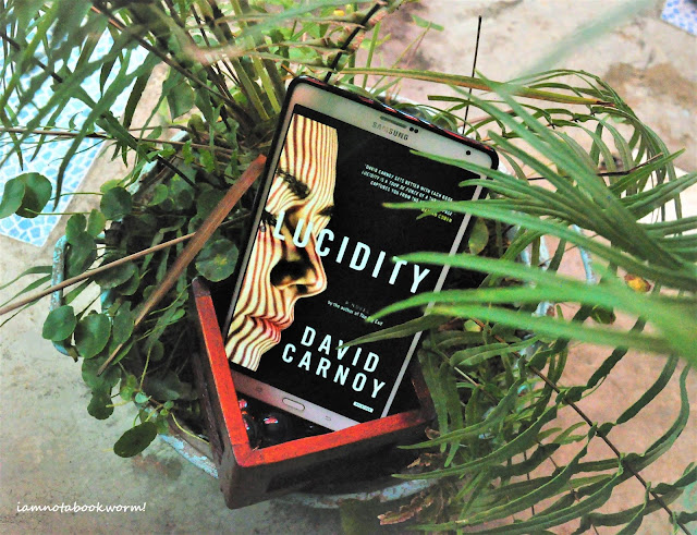 Lucidity by David Carnoy | Blog Tour | Book Review by iamnotabookworm