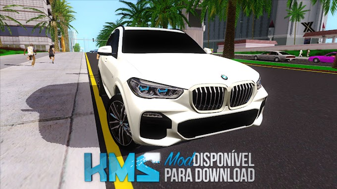 GTA SA - BMW X5M 30d Design