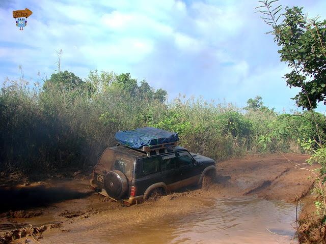 Madagascar: Bekopaka