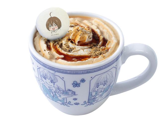 Specjalna herbata mleczna