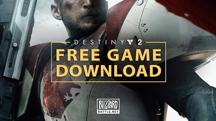 destiny 2 pc free battle net blizzcon 2018