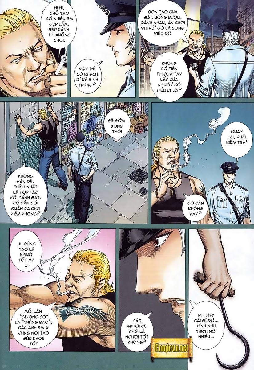 Dã Lang Và Marry chap 2 - Trang 16