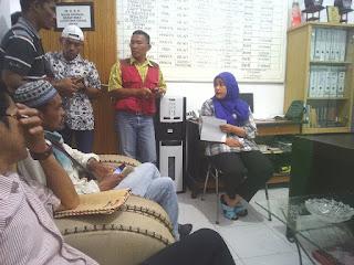 KPU Batu Bara Diminta Transfaran Sesuai Kontrak