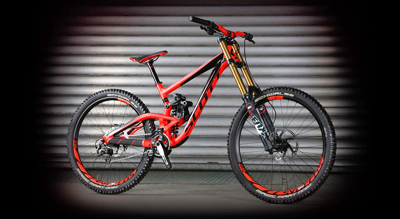 All Arround Mountain Bike Scott Gambler 650b