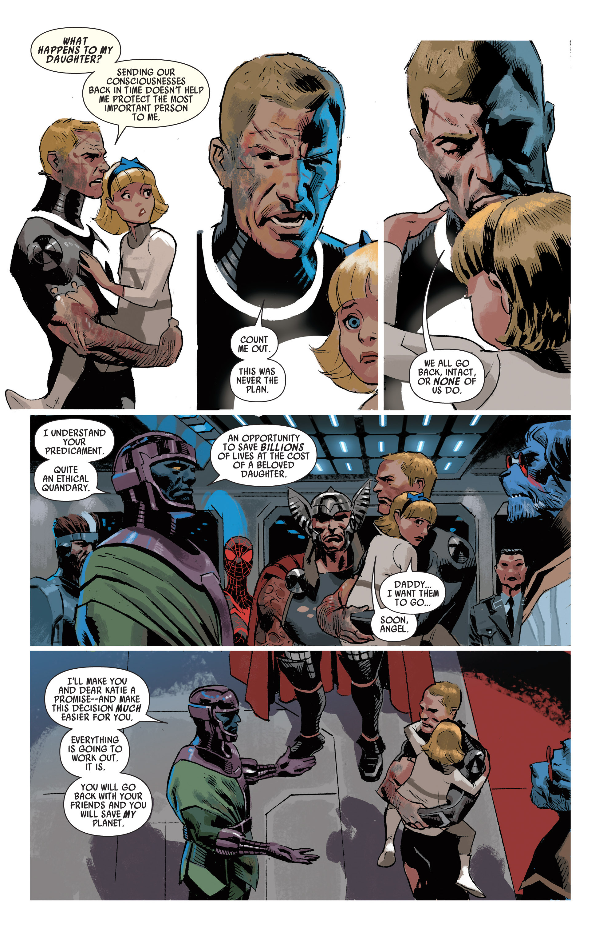 Read online Uncanny Avengers (2012) comic -  Issue #19 - 8