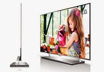 HDTV OLED dari LG (LG 55EM9600)