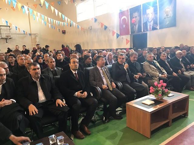 Olaylı başlayan Bozova kongresinin kazananı belli oldu