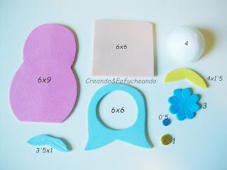 piezas-y-medidas-matrioska-bola-numero-4-cartel-con-fofuchas-matrioskas-en-goma-eva