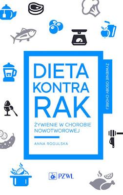 Dieta kontra rak - Anna Rogulska