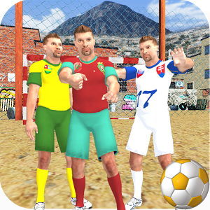 Download Street Soccer 2018 v2.1 Latest Apk for Android