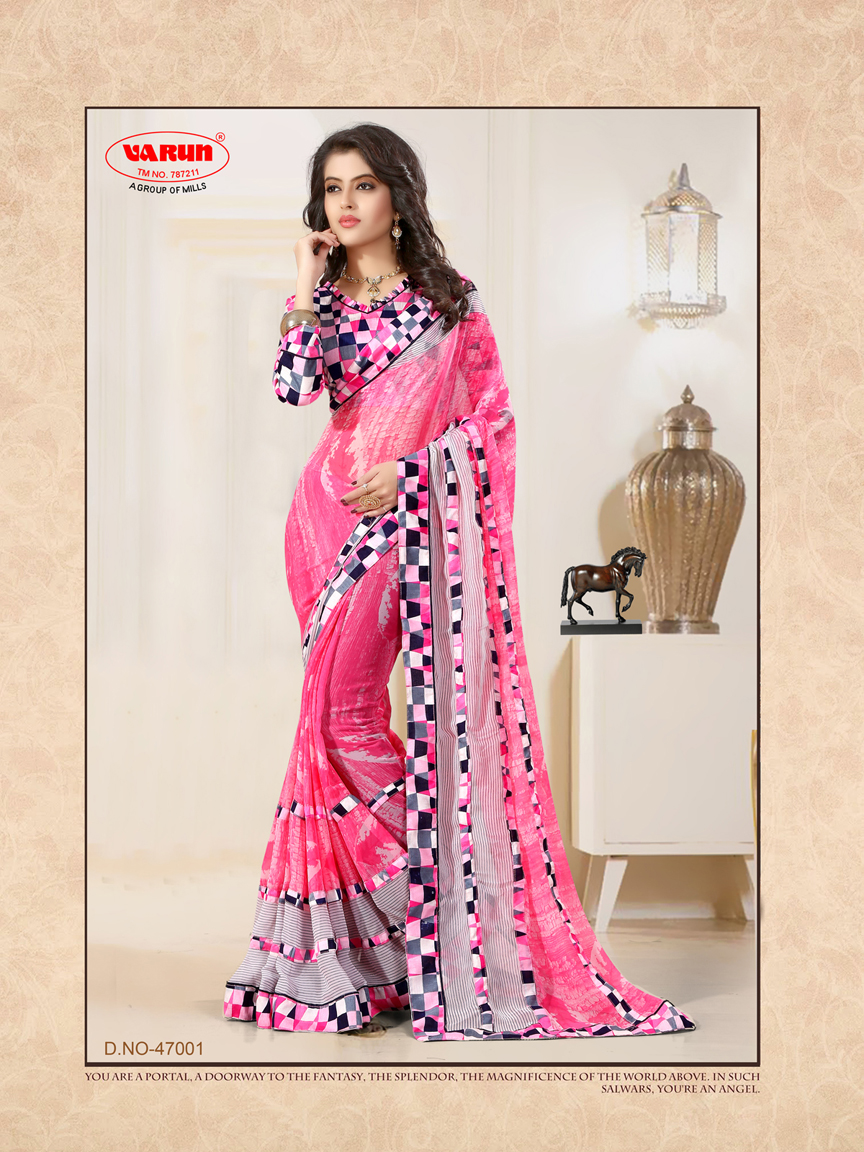 Akira Vol 3 – Different Designs And Colors Printed Saree