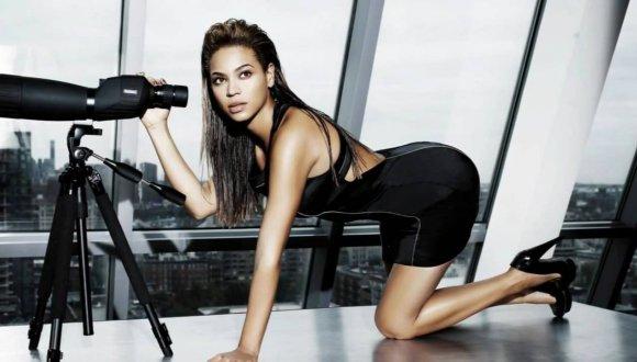 Beyonce Yeni Albümü Sosyal Medya