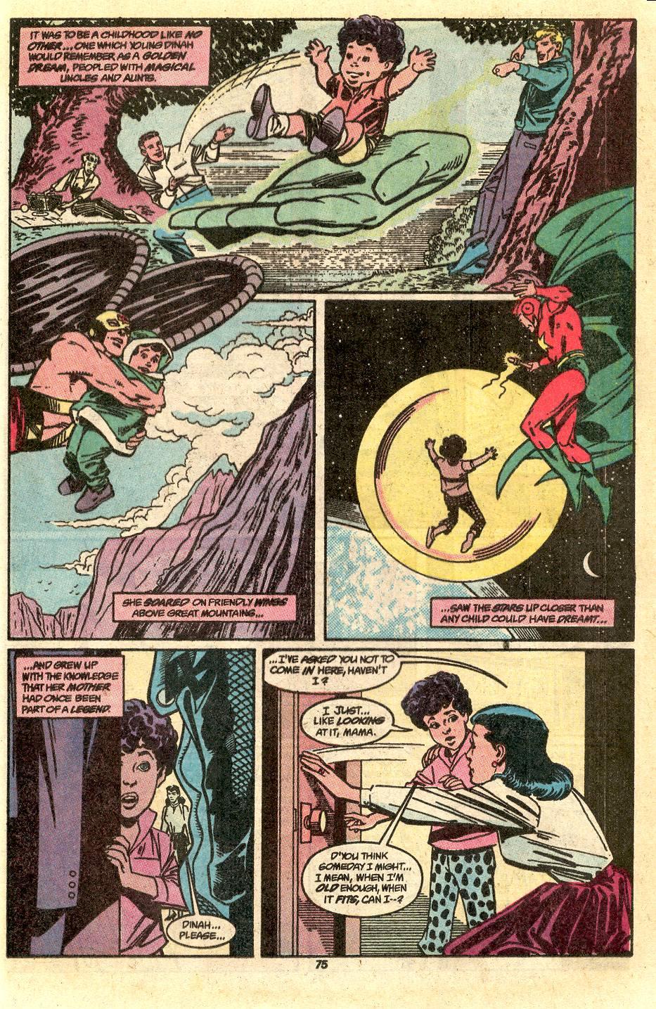 Read online Secret Origins (1986) comic -  Issue #50 - 78