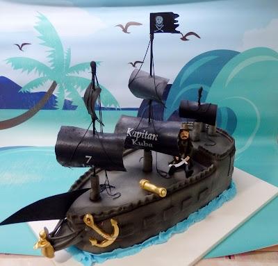 tort piraci z karaibów