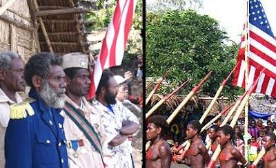 John Frum, Vanuatu