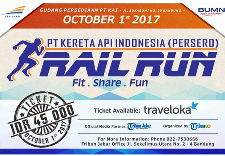 KAI Rail Run • 2017