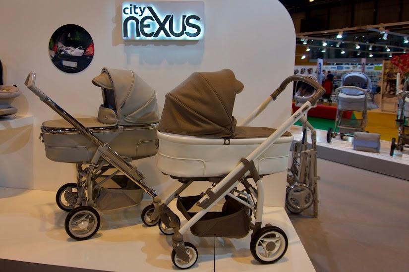 Carro City Nexus de Bébécar