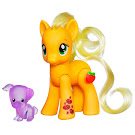 MLP Crystal Motion Wave 1 Applejack Brushable Pony